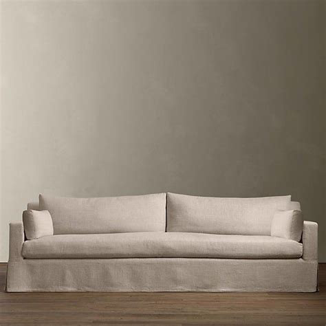 Sofa Bed Restoration Hardware by 1000 Ideas About Restoration Hardware Sofa On