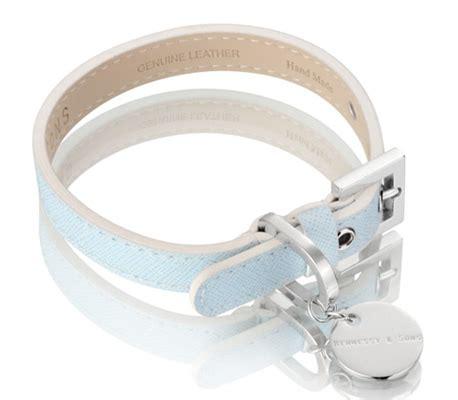 light blue dog collar italian saffiano leather dog collar light blue designer
