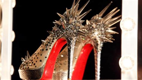 design museum london shoes louboutin entitled to protect signature red sole court