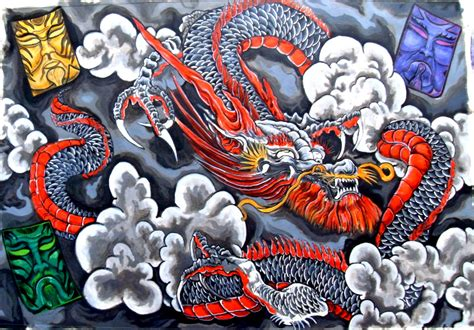 japanese dragon tattoo meaning japanese tattoos you need to check out