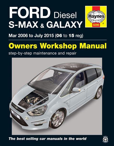 ford  max galaxy diesel mar  july     haynes manual haynes publishing