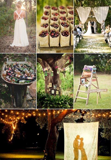 diy rustic country wedding decoration ideas diy