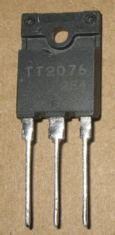 transistor tt2076 datasheet tt2076 datasheet pdf sanyo datasheetbank