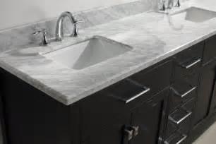 vanity double square sinks