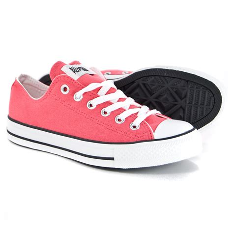 converse shoes converse all chuck ox geranium new shoes ebay