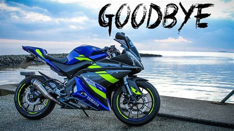 Aufkleber Für Yamaha Yzf R125 by Goodbye 125cc The Last Video Yamaha Yzf R125 Hd