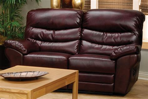 Bryce Reclining Leather Sofa Loveseat At Gardner White Leather Sofa Packages