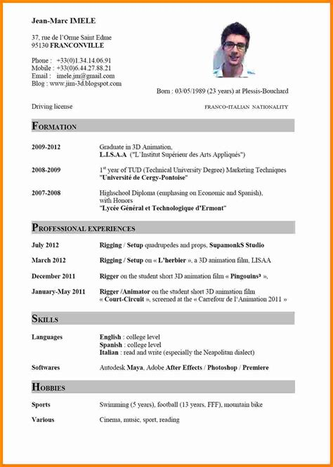 20 professional html css resume templates for free download and