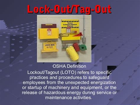 hard hat decal lockout tagout trained