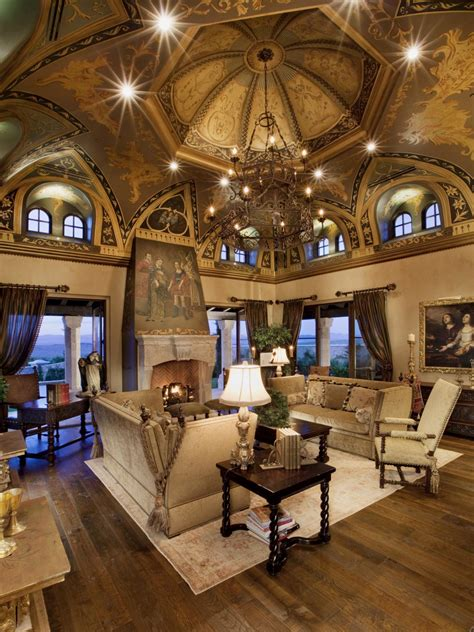 tuscan inspired living room living room design style living room and dining room