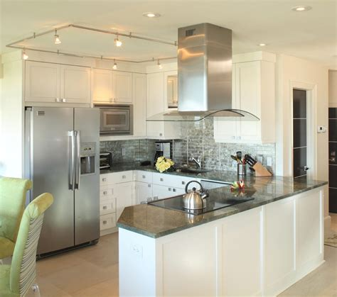 kitchen peninsula ideas condo kitchen ideas kitchen beach style with kitchen