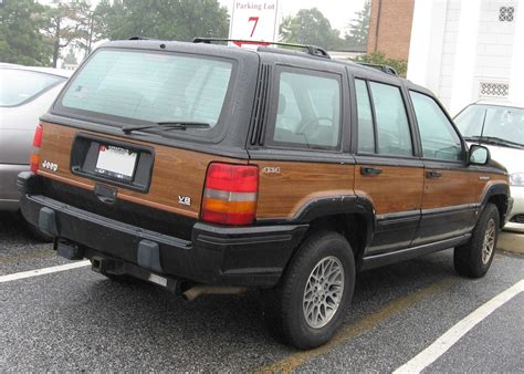 1993 Jeep Grand Wagoneer 1993 Jeep Grand Wagoneer Vin 1j4gz88y1pc528937