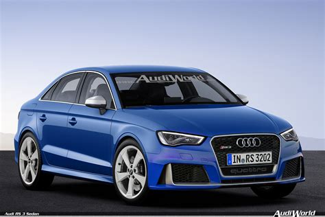 Audi America by Audi Rs 3 Coming To America Audiworld