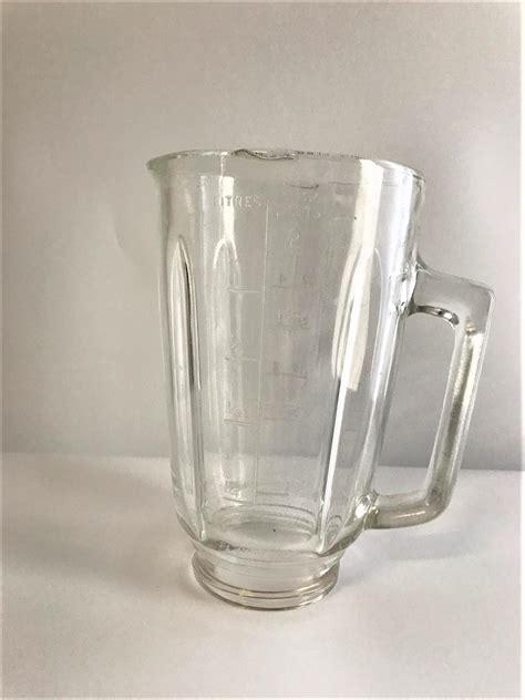 Kitchenaid Blender Glass Jug Kenwood Chef Major 701 Glass Liquidiser Blender Jug