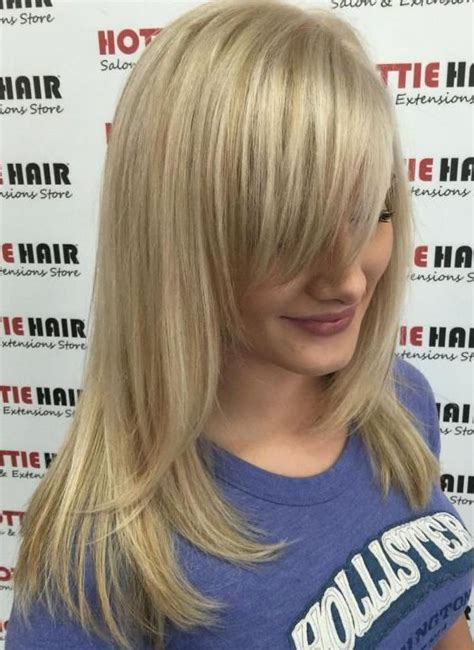 heavy side bang bob best 25 heavy side bangs ideas on pinterest choppy side