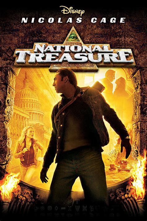 National Treasure by National Treasure Disney