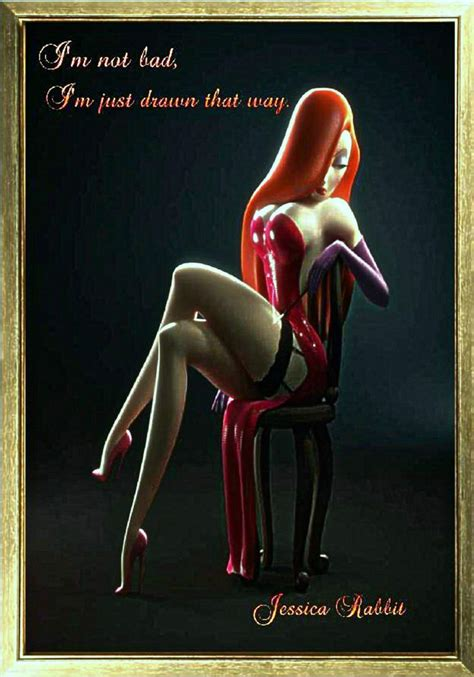 jessica rabbit botched jessica rabbit girls wallpaper