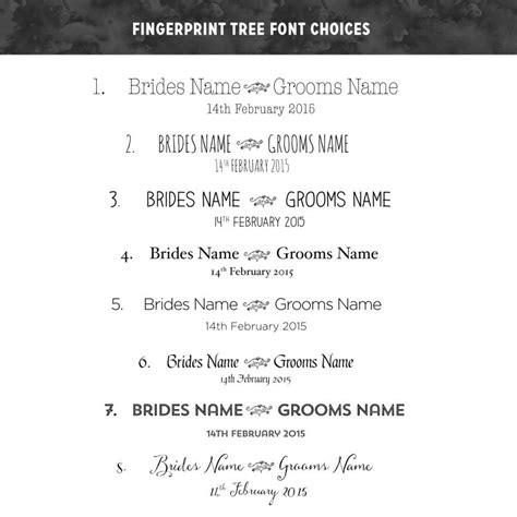 birch wedding fingerprint tree guest book by new birch wedding fingerprint tree guest book by new forest print notonthehighstreet