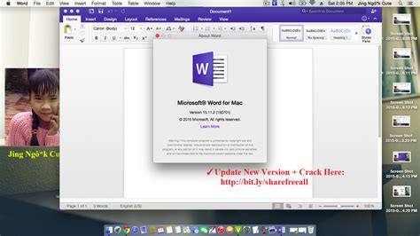 Ms Office For Mac Free by V艪n Ph 210 Ng Microsoft Office 2016 Pro V15 28 M盻嬖 Nh蘯 T