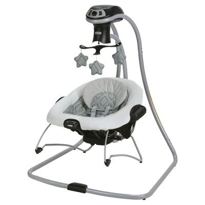 graco dual connect swing graco 174 duetconnect 174 lx with multi direction baby swing