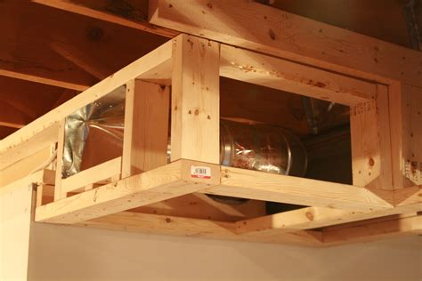 soffit box with recessed lighting how to build a soffit box with recessed lighting