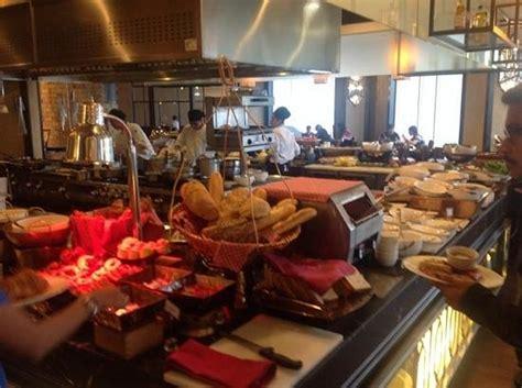 breakfast buffet picture of the majestic hotel kuala