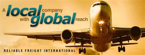 reliable freight international domestic and international freight forwarders