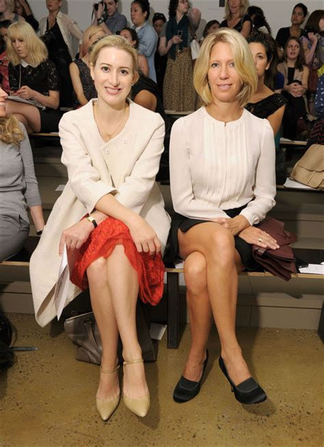 Ny Fashion Week Aw08 American Express Som by Brandon Holley Pictures Som Front Row Zimbio