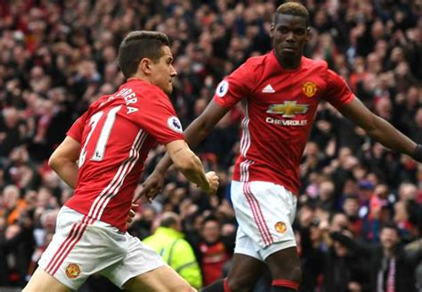 chelsea manchester united manchester united mourinho s men blow title race wide