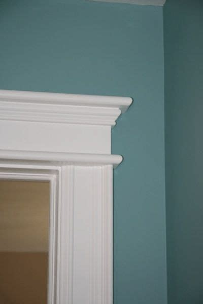 Carpentry Doors And Diy And Crafts On Pinterest Interior Door Header