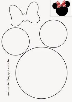 Cricut Baby Shower - free minnie mouse printables hand made by rianna