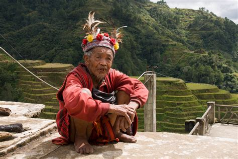 file banaue philippines ifugao tribesman 01 jpg wikipedia