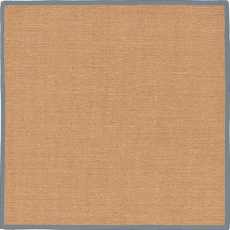 10 square wool sissal rug light brown 8 x 8 sisal square rug area rugs esalerugs