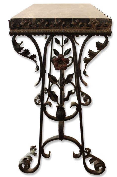 wrought iron side table coffee table exquisite furniture wrought iron coffee