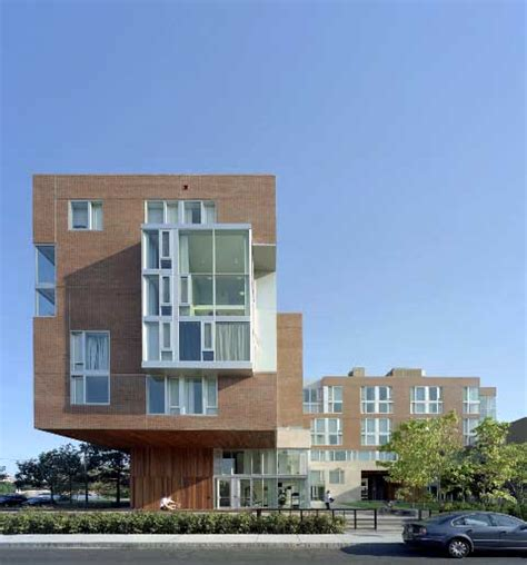 Harvard University Housing Graduate Residence Cambridge E Architect