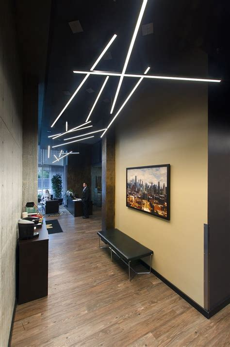 cool office lighting 17 best images about edge lighting commercial spaces on