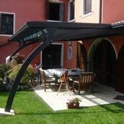 tettoie in policarbonato fai da te costruire un pergolato pergole tettoie giardino