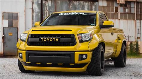 widebody toyota truck toyota tundra trd pro widebody review abc car 1