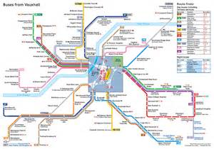 Bus Routes Map by Bus Route And Area Map Files Tfl Digital Blog