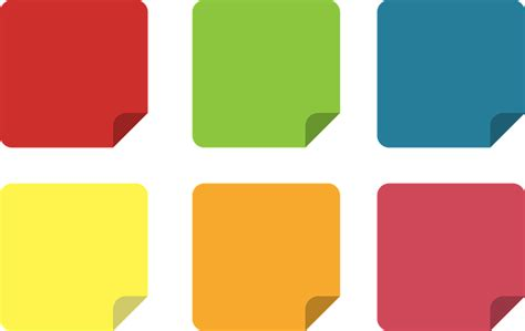 Small Picture Post by Free Illustration Set Icons Sticky Notes Icon Free