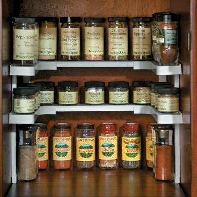 Seasoning Organizer In Drawer Spice Rack Organizer