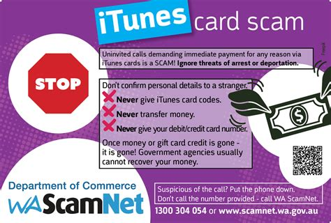 Itunes Gift Card Scan - scamnet