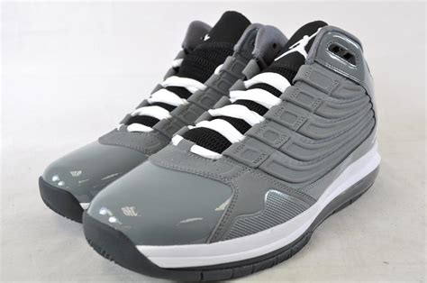 patent leather basketball shoes big ups 467893 002 cool grey black white basketball