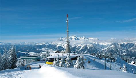 ski hauser kaibling rodeln rodelbahnen skigebiet hauser kaibling