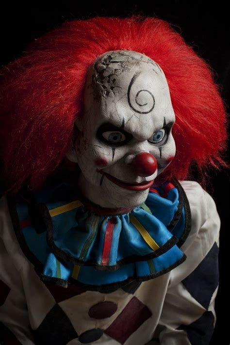 insidious movie props dead silence movie prop evil clown horror puppet haunted