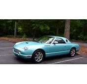 Regular Cars Checks Out The 2002 Ford Thunderbird  Autoevolution