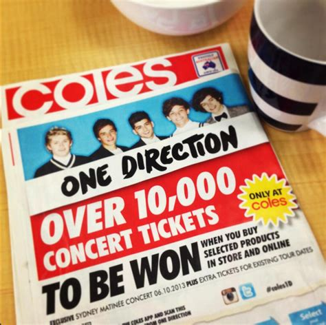 kaos one direction tour 16 tx coles calls in one direction mumbrella