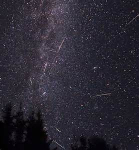 the 2012 perseid meteor shower