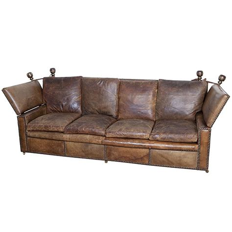 sofas and settees leather knole sofa 34 best knole sofa images on pinterest