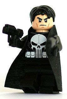 Bootleg Lego The Punisher 1 lego marvel collection on ebay